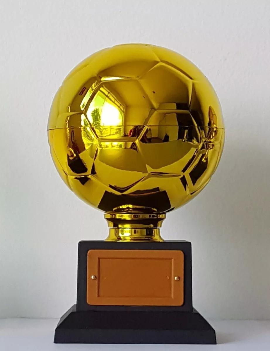 64c910e1b613e Troféu Futebol - Kit Com 3 - Melhores Do Campeonato - R  80