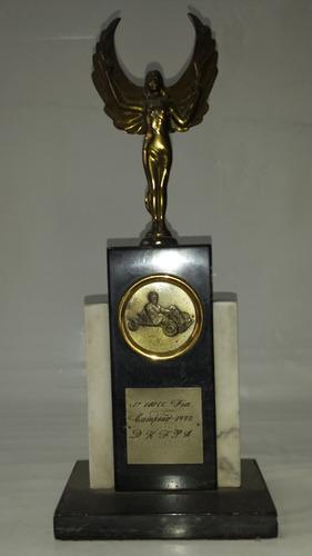 troféu original stock car + de 50 modelos