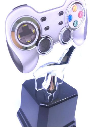 troféu playstation xbox game industria vitória