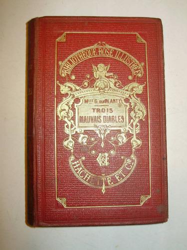 trois mauvais diables g. du planty hachette fra 1911