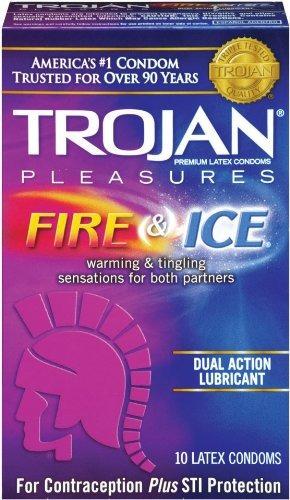 Trojan condom lubricant like topic