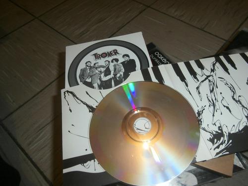 troker disco cd jazz vinil