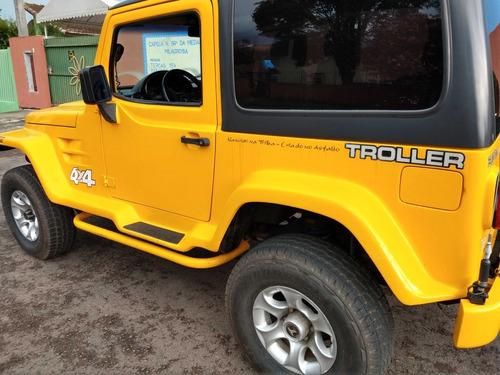 troller t-4 t4 3.0 diesel