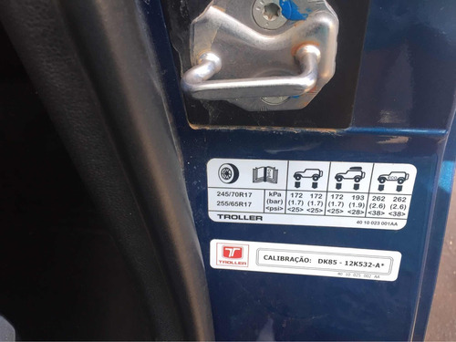 troller t-4 xlt 3.2 diesel ipva 2019 pago, km baixa