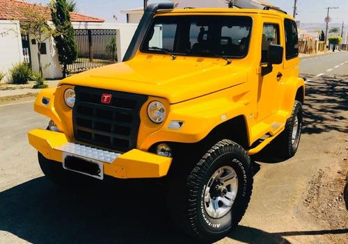 troller t4 3.0 diesel 2009 amarelo