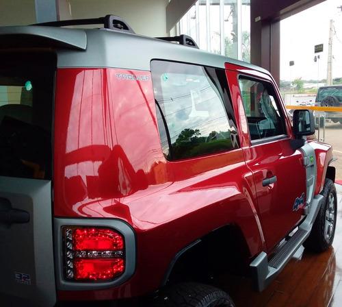 troller t4 3.2 tdi 0km - 2019 vermelho toscana