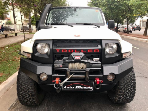 troller t4 3.2 xlt 4x4 20v turbo intercooler
