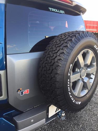 troller t4  4x4 2p ano 2015 turbo  diesel
