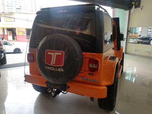 troller  t4 - diesel - impecavel