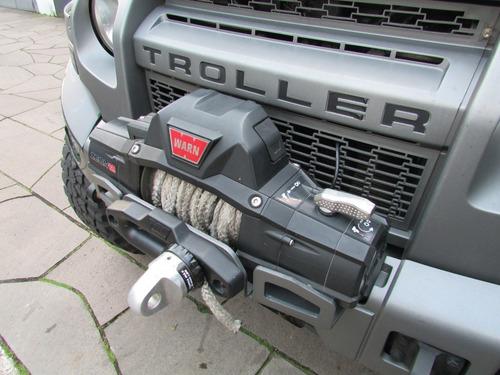 troller t4 xlt 2015, motor 3.2 turbo diesel com 200cv