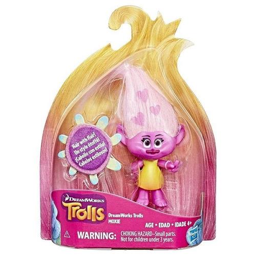 trolls con accesorios moxie