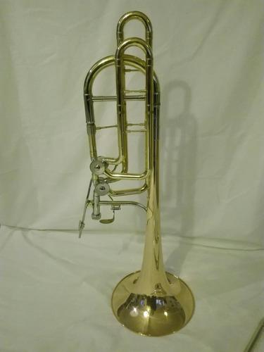 trombon bajo parquer impecable!
