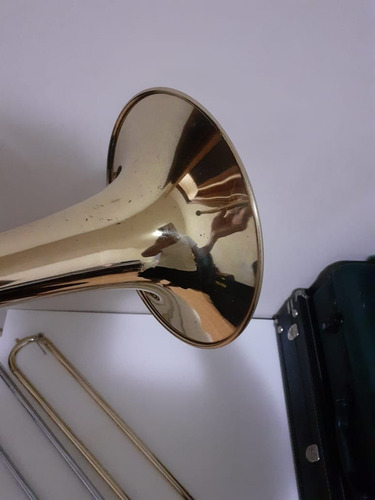 trombone de vara olds elkhart ind usa