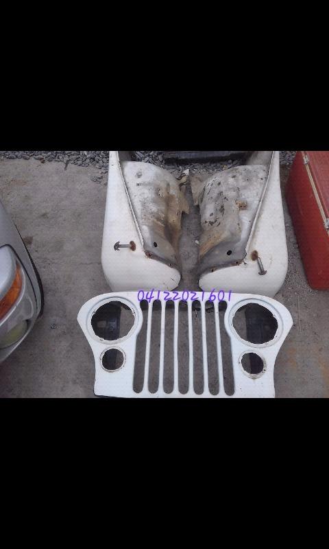 Trompa De Jeep Cj7 - Bs. 0,25 en Mercado Libre