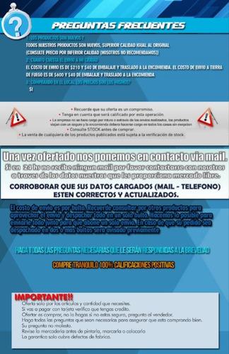 trompa vw gol capot frente paragolpe 2010 2011 2012 2013 /