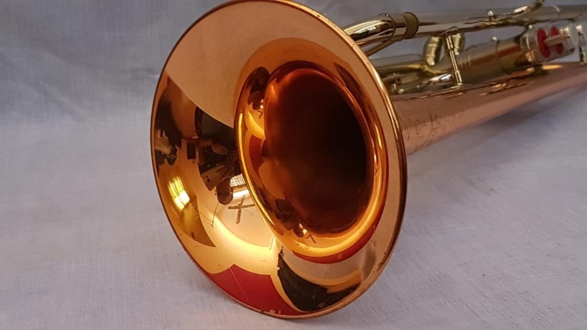 Trompeta Conn Director Coprion Bell Decada 1970' - $ 58 600,00