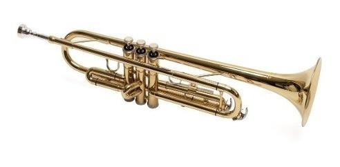trompeta custom parquer+estuche+envios cod. ptdc cuota