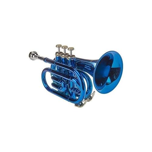 trompeta de bolsillo azul merano b003s1bbfq