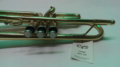 trompeta de estudio knight jbtr-300  !!  no tiene uso!!!