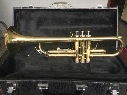 trompeta en bb marca palatino