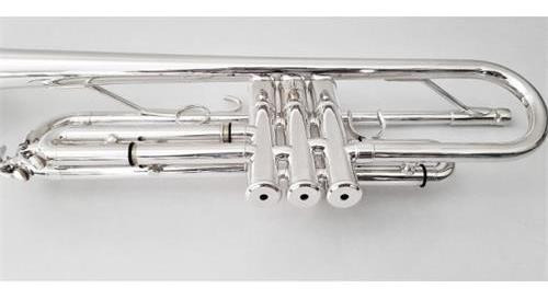 trompeta en bb yamaha ytr 4335 g silver