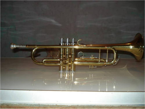 trompeta grand prix+ garantía+envío gratis!!!