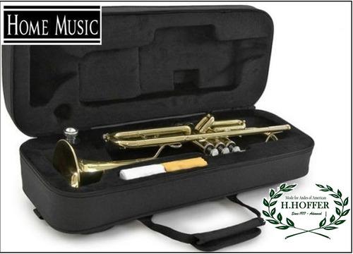 trompeta h. hoffer deluxe original  d-carlo
