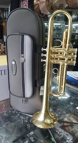 trompeta jupiter jtr500q trompeta de estudio nuevo d-carlo