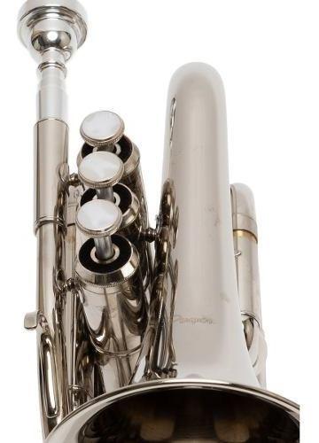 trompeta pocket parquer con estuche rigido ptpcn cuota