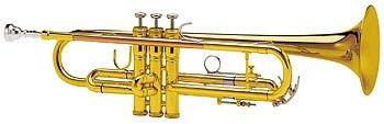 trompeta si bemol king laq.c/est., 601