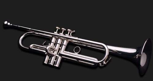 trompeta si bemol schilke b3, plat. c/est., 10 b3