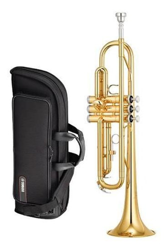 trompeta si bemol yamaha ytr2330 con estuche original