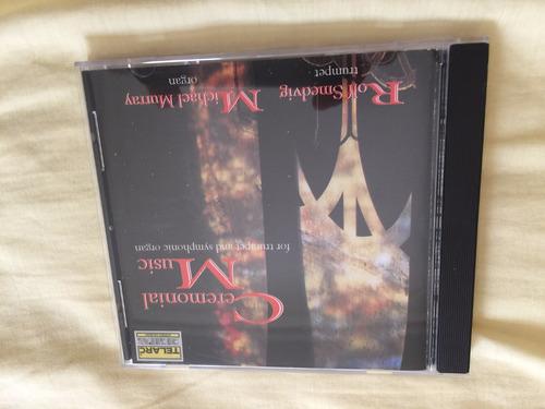trompeta y organo smedvig / murray