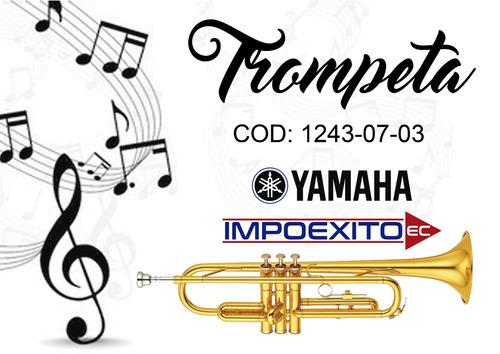 trompeta yamaha impoexito