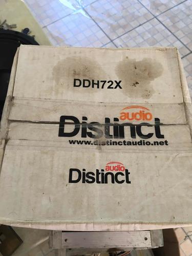trompetas distinct audio 1000 watts ddh72x nuevas en su caja