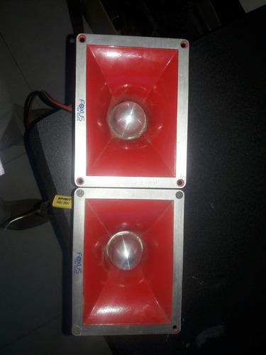 trompetas forux 350 watts
