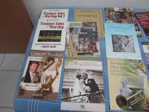 trompete - disney classics - play along