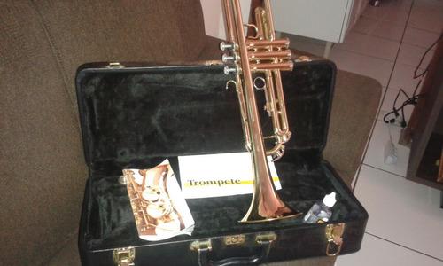trompete hoyden laqueado sí b