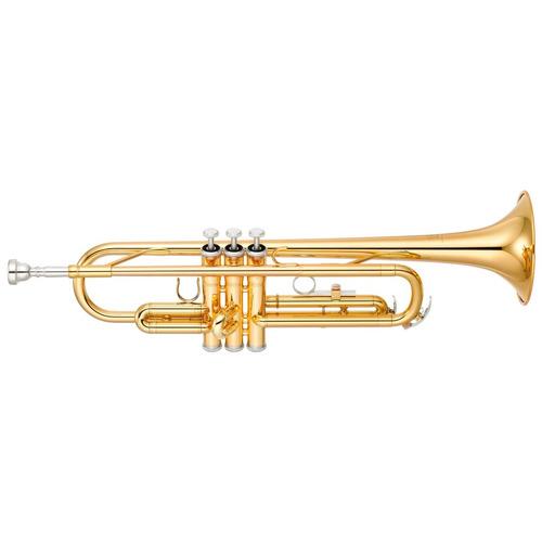 trompete si bemol ytr 2330 yamaha 12x s/ juros frete grátis