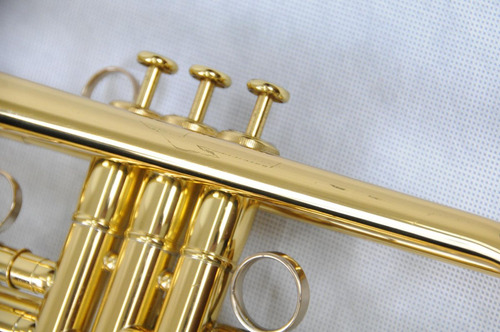 trompete yamaha custon ytr-8340 eric miyashiro dourado