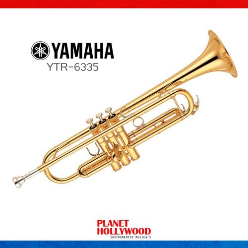 trompete yamaha ytr-6335 japan