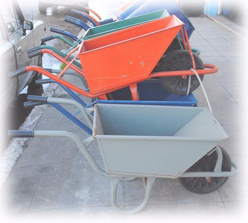 trompito hormigonera 1 hp 150 litros carretilla trabajo