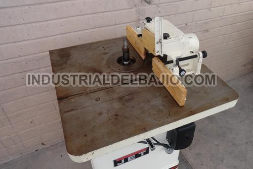 trompo  fresadora para madera jet