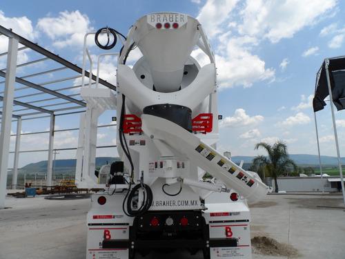 trompo hormigonera camión revolvedor de concreto 8m3 2020