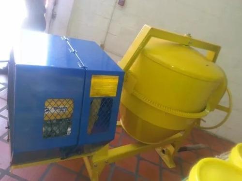 trompo mezclador  motor a gasolina de 13hp marca tucson serv