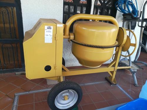 trompo mezclador siveti ss2000 1saco 360l diesel
