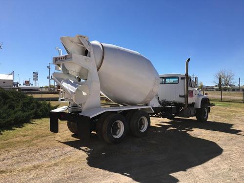 trompo para concreto, camion hormigonero