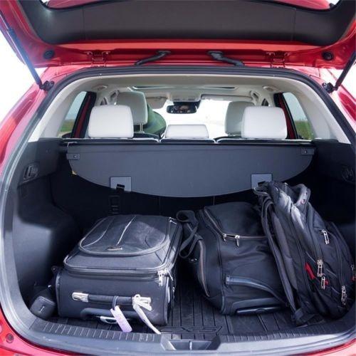 Mazda CX-5 cubierta de carga retráctil Negro Boot 2013 2014 2015 2016 KD33-V1-350A