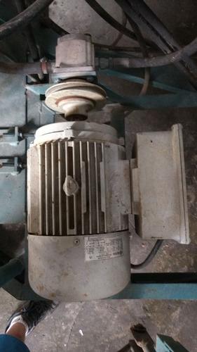 tronco hidráulico casqueamento bovino (c/ motor gas)