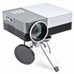 tronfy gm50 led portable projector lcd with tripod 480 x 320